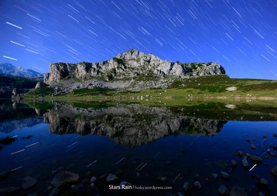 StarsRain